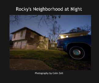Rocky's Neighborhood at Night book cover