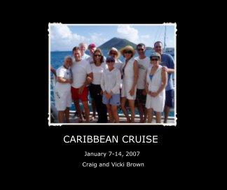 CARIBBEAN CRUISE book cover