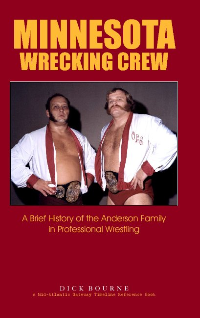 View Minnesota Wrecking Crew by Dick Bourne
