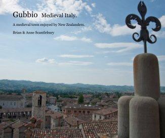 Gubbio Medieval Italy. book cover