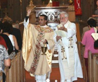 Father Antonio Contreras Ordination book cover