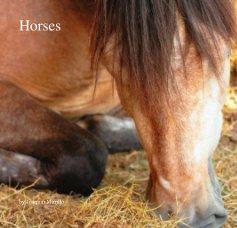 Horses book cover