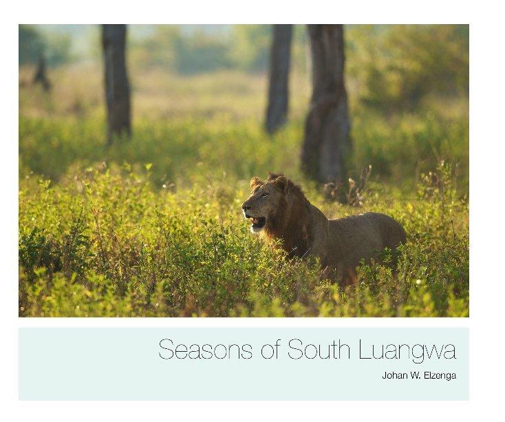 View Seasons of South Luangwa by Johan W. Elzenga
