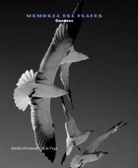 Memoria del Placer book cover
