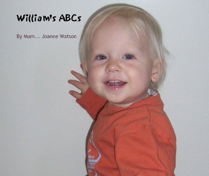 Ver William's ABCs por Mum... Joanne Watson