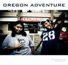Oregon Adventure book cover