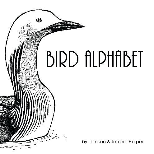 View Bird Alphabet by Jamison & Tamara Harper