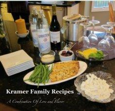 Kramer Family Recipes book cover