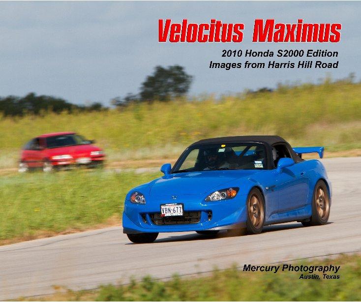 View Velocitus Maximus Vol. 1 by Bill Jurasz