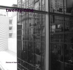 twenty-nine book cover