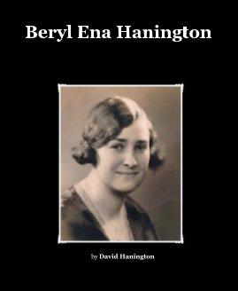 Beryl Ena Hanington book cover