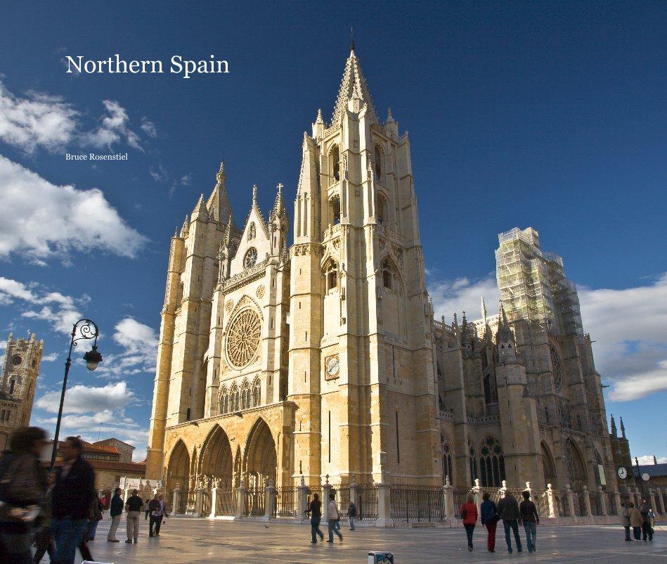 View Northern Spain by Bruce Rosenstiel