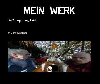 MEIN WERK book cover