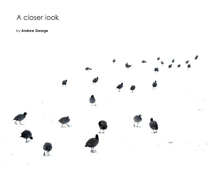 Bekijk A closer look op Andrew George