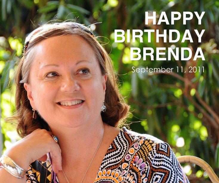 View HAPPY BIRTHDAY BRENDA September 11, 2011 by filerv