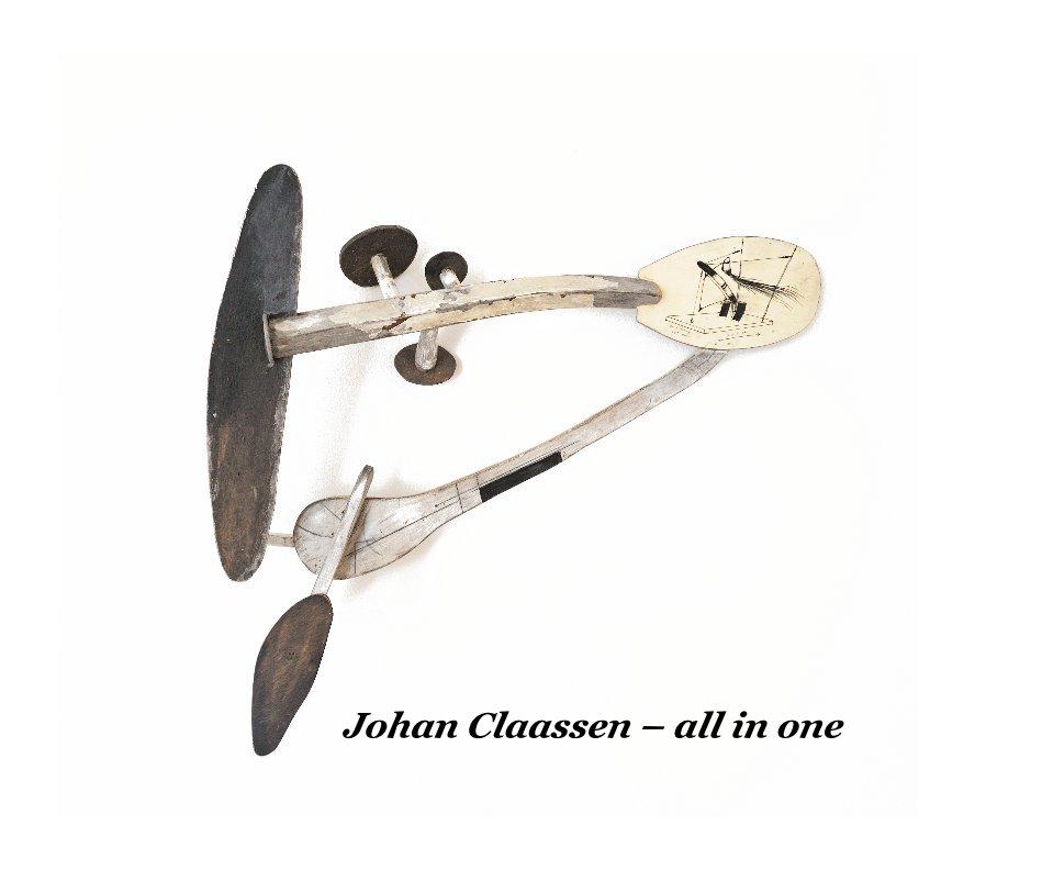 View Johan Claassen – all in one by Johan Claassen