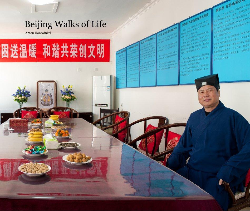 View Beijing Walks of Life by Anton Hazewinkel