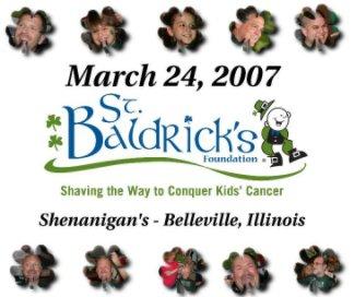 St. Baldrick's at Shenanigan's book cover