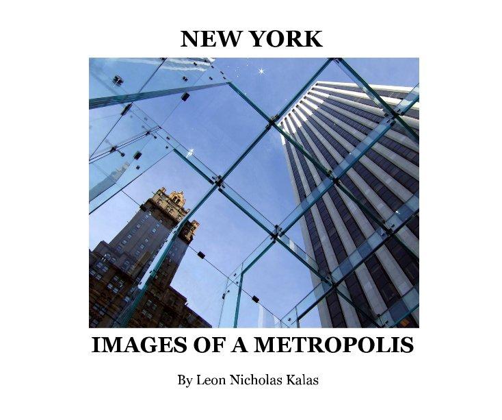 View NEW YORK by Leon Nicholas Kalas