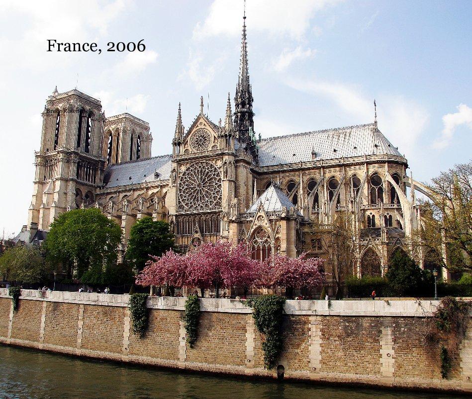 View France, 2006 by Bruce Rosenstiel