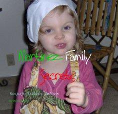 Martinez Family Secrets book cover