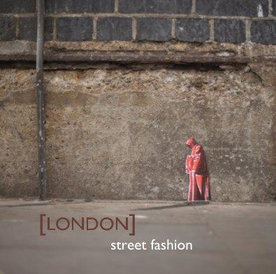 [LONDON] street fashion book cover