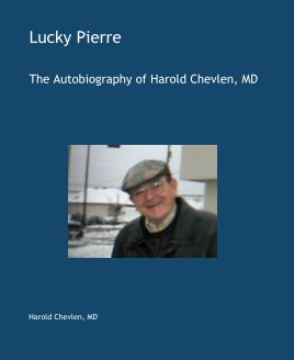 Lucky Pierre book cover