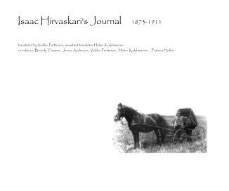 Isaac Hirvaskari's Journal 1873-1911 book cover