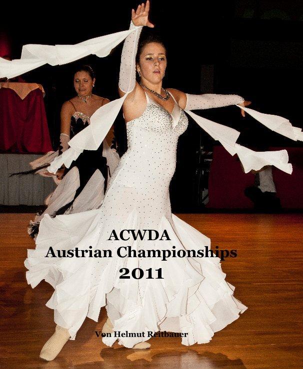 ACWDA Austrian Championships 2011 nach Von Helmut Reitbauer anzeigen