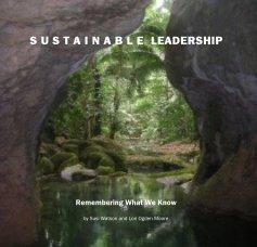 S U S T A I N A B L E  LEADERSHIP book cover