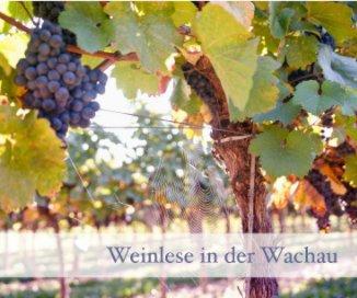 Weinlese in der Wachau book cover