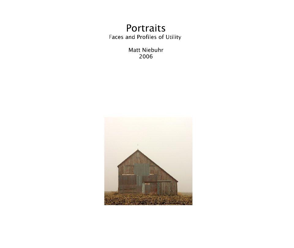 Bekijk Portraits op Matt Niebuhr
