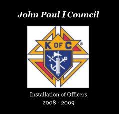 John Paul I Council book cover