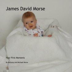 James David Morse book cover