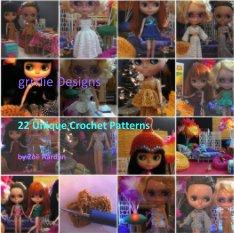 grrrlie Designs Crochet Pattern Book book cover