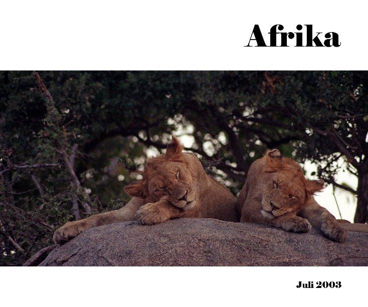 View Afrika by Soeren & Pia Engelbrecht Flintholm