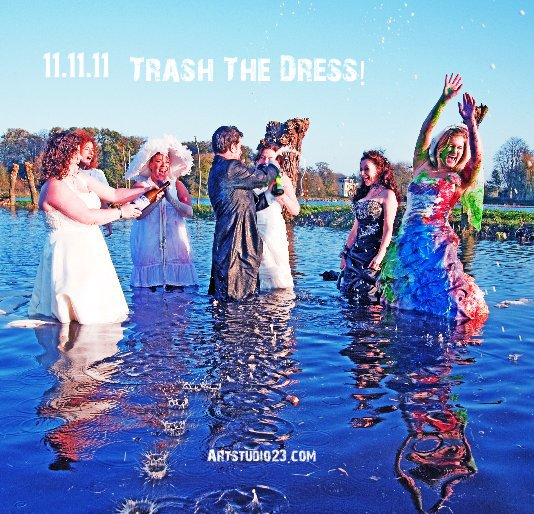 View 11.11.11 Trash The Dress! by Melanie Rijkers