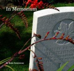 In Memorium book cover