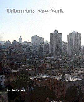 UrbanArt: New York book cover