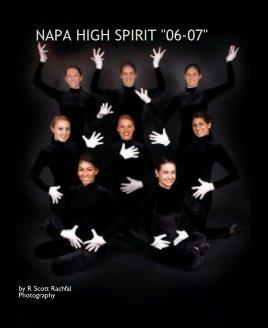 "NAPA HIGH SPIRIT ""06-07"" book cover"