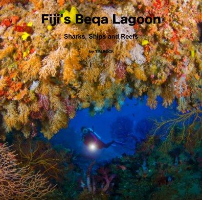 Fiji's Beqa Lagoon book cover