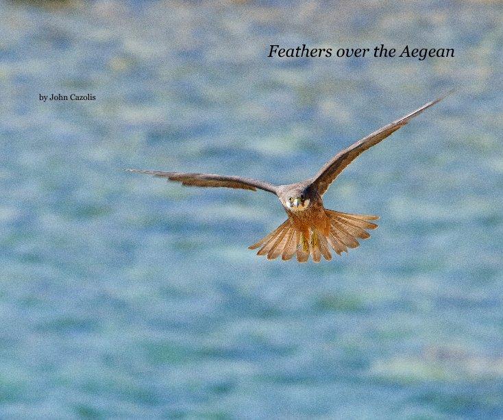 Bekijk Feathers over the Aegean op John Cazolis