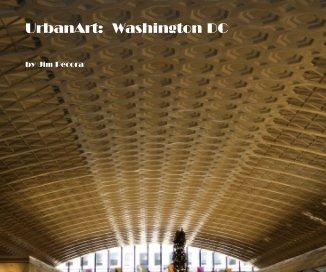 UrbanArt: Washington DC book cover