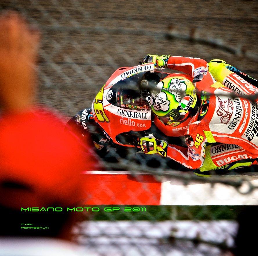 View Moto GP 2011 Misano by CYRIL PERREGAUX