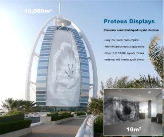 Proteus Displays book cover