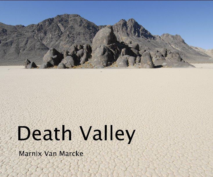 Bekijk Death Valley op Marnix Van Marcke