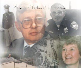 Memoirs of Robert H. Peterson book cover