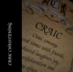 CRAIC CHRISTENING book cover