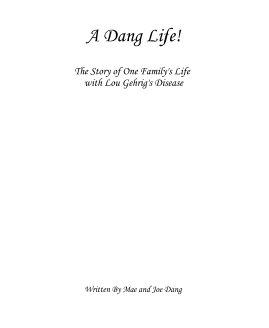 A Dang Life! book cover