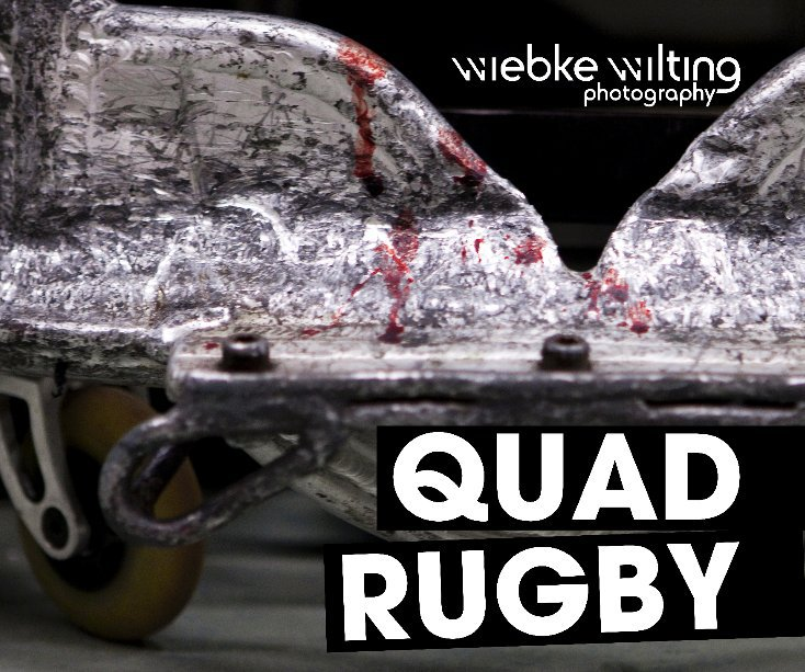Bekijk Quad Rugby op Wiebke Wilting